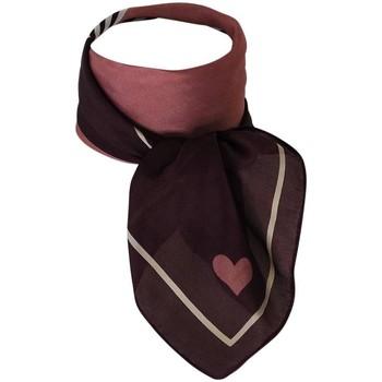 Accessoires textile Femme Echarpes / Etoles / Foulards Chapeau-Tendance Foulard polysatin AKILA Bordeaux