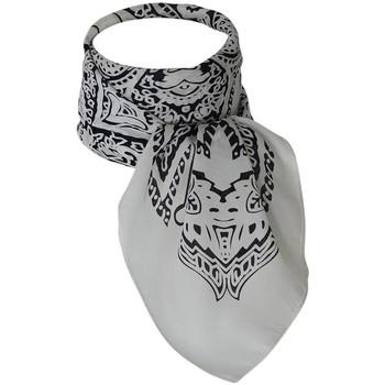 Accessoires textile Femme Echarpes / Etoles / Foulards Chapeau-Tendance Foulard polysatin ORION Beige