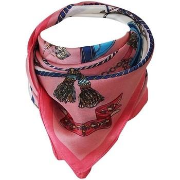 Accessoires textile Femme Echarpes / Etoles / Foulards Chapeau-Tendance Foulard polysatin BOZA Rose