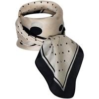Accessoires textile Femme Echarpes / Etoles / Foulards Chapeau-Tendance Foulard polysatin LIDUSE Beige