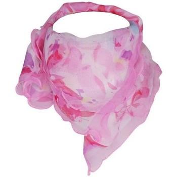 Accessoires textile Femme Echarpes / Etoles / Foulards Chapeau-Tendance Petite mousseline Rose