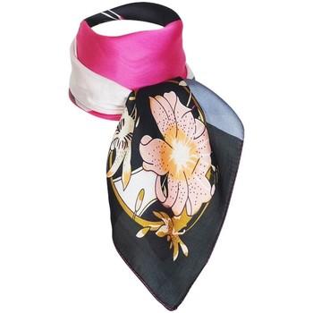 Accessoires textile Femme Echarpes / Etoles / Foulards Chapeau-Tendance Foulard polysatin KATIA Rose