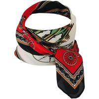 Accessoires textile Femme Echarpes / Etoles / Foulards Chapeau-Tendance Foulard polysatin EMPIRE Rouge