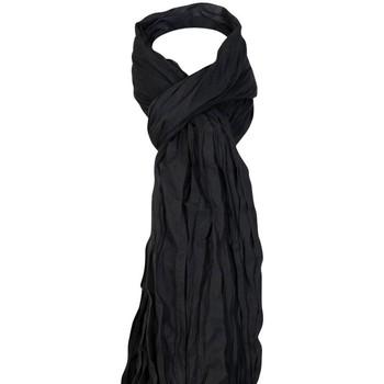 Accessoires textile Femme Echarpes / Etoles / Foulards Chapeau-Tendance Cheche froissé uni Gris