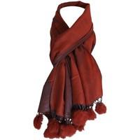 Accessoires textile Femme Echarpes / Etoles / Foulards Chapeau-Tendance Etole style pashmina TIMEA Orange