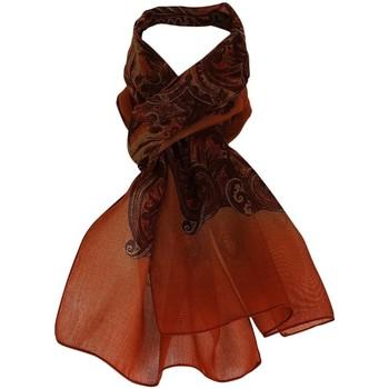 Accessoires textile Femme Echarpes / Etoles / Foulards Chapeau-Tendance Foulard CUZCO Rouille