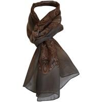 Accessoires textile Femme Echarpes / Etoles / Foulards Chapeau-Tendance Foulard CUZCO Vert kaki