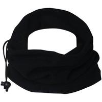 Accessoires textile Echarpes / Etoles / Foulards Chapeau-Tendance Cache-cou Noir