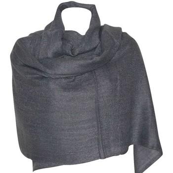 Accessoires textile Femme Echarpes / Etoles / Foulards Chapeau-Tendance Grosse écharpe châle MYALI Gris
