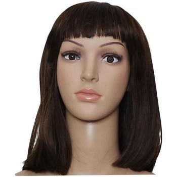 Beauté Femme Accessoires cheveux Chapeau-Tendance Perruque NORA Chatain