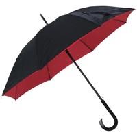 Accessoires textile Parapluies Chapeau-Tendance Parapluie OCTAVIA Rouge