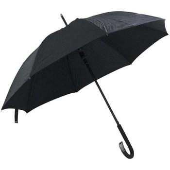 Accessoires textile Parapluies Chapeau-Tendance Parapluie OCTAVIA Noir