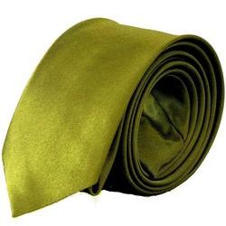 Vêtements Homme Cravates et accessoires Chapeau-Tendance Cravate unie slim Bleu roi