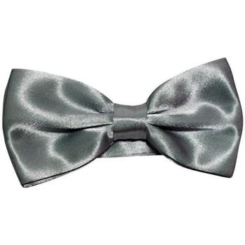 Vêtements Homme Cravates et accessoires Chapeau-Tendance Noeud papillon satiné Gris