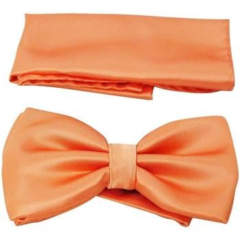 Vêtements Homme Cravates et accessoires Chapeau-Tendance Nœud papillon uni Orange