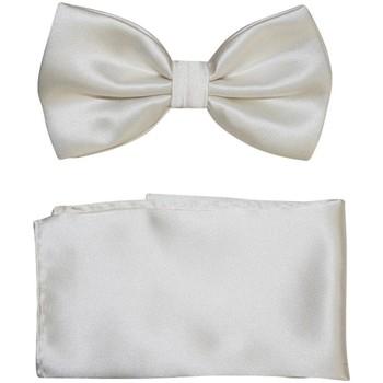 Vêtements Homme Cravates et accessoires Chapeau-Tendance Nœud papillon uni Blanc
