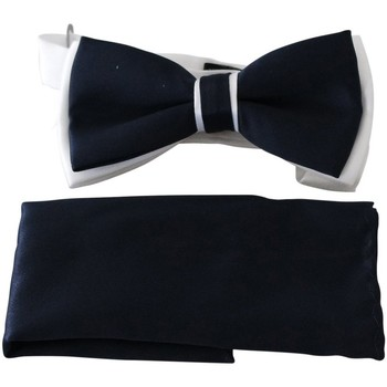 Vêtements Homme Cravates et accessoires Chapeau-Tendance Noeud papillon bi-ton MAGDI Noir