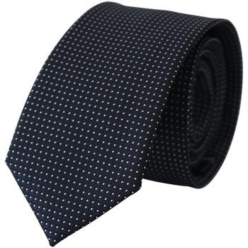Vêtements Homme Cravates et accessoires Chapeau-Tendance Cravate à pois PLANO Noir