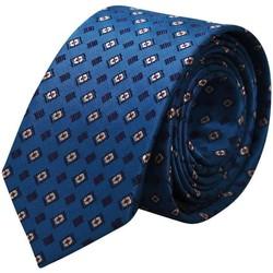 Vêtements Homme Cravates et accessoires Chapeau-Tendance Cravate SPOKANE Bleu