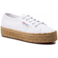 Chaussures Femme Baskets basses Superga Basket  2730-COTROPEW Blanc