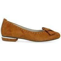 Chaussures Femme Ballerines / babies Dorking Ballerine d8118-ac Marron