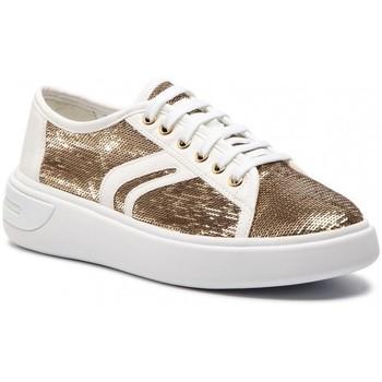 Chaussures Femme Baskets basses Geox Basket d ottaya e Marron