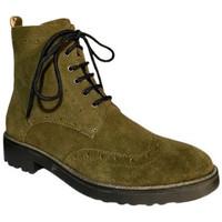 Chaussures Femme Boots Karston Boots Oniko vert