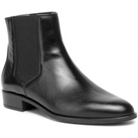 Chaussures Femme Bottines Unisa Bottine belki_f19_ne Noir