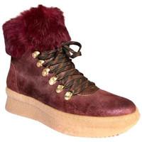 Chaussures Femme Bottines Kanna Boots 18ki8850 rouge
