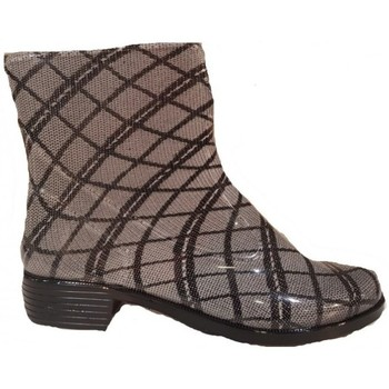 Chaussures Femme Bottes de pluie Emma Shoes bottine 19934 Gris