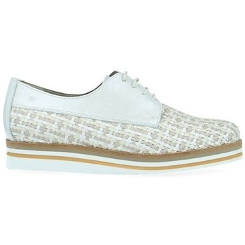 Chaussures Femme Derbies Dorking Derby d7852-fuef blanc