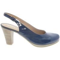 Chaussures Femme Escarpins Karston escarpin lost bleu