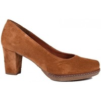 Chaussures Femme Escarpins Karston Escarpin axel Marron