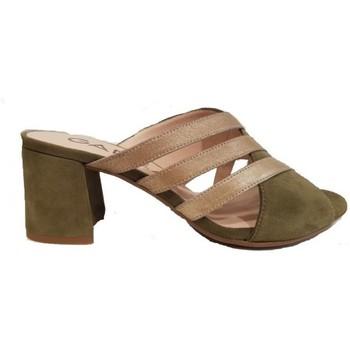 Chaussures Femme Mules Gadea Mule 41317 vert