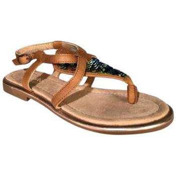 Chaussures Femme Sandales et Nu-pieds Karston Sandale tong Xamir orange