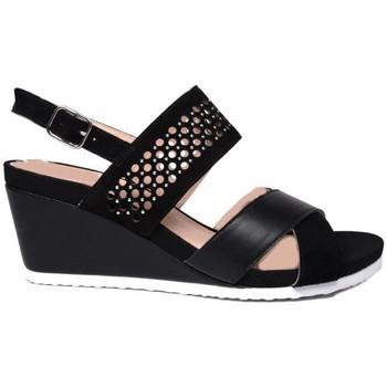 Chaussures Femme Sandales et Nu-pieds Sweet Sandale Zupox Noir