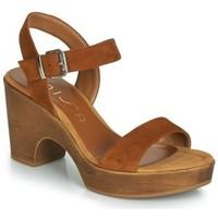 Chaussures Femme Sandales et Nu-pieds Unisa Sandale-onesia ks Marron