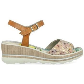 Chaussures Femme Sandales et Nu-pieds Dorking Sandale d8217-gytq Multicolor