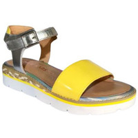 Chaussures Femme Sandales et Nu-pieds Karston Sandale kikin jaune