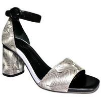 Chaussures Femme Sandales et Nu-pieds Mlv talon carré Multicolor