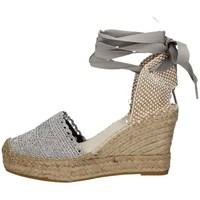 Chaussures Femme Espadrilles Vidorreta 05900 ARGENT