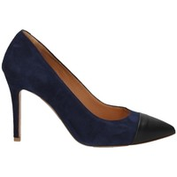 Chaussures Femme Escarpins Alessandra Peluso SM800 BLEU