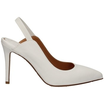 Chaussures Femme Escarpins Alessandra Peluso SM805 BLANC