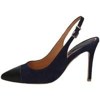 Chaussures Femme Escarpins Alessandra Peluso SM801 BLEU