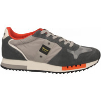 Chaussures Homme Baskets basses Blauer QUEENS01 grey