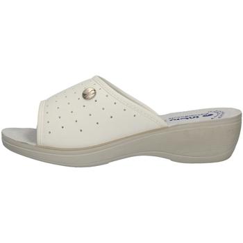 Chaussures Femme Mules Inblu I Bianchi PL 45 BLANC