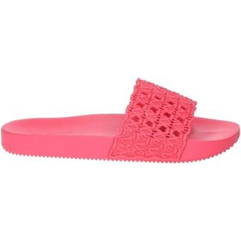 Chaussures Femme Claquettes Zaxy 17699 Fuchsia