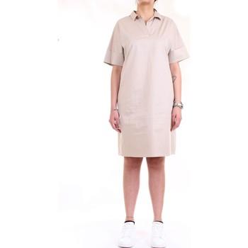 Vêtements Femme Robes courtes Cappellini M02859 Robe femme Beige Beige
