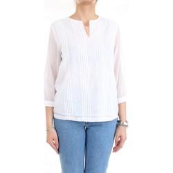 Vêtements Femme Chemises / Chemisiers Cappellini M06282L1 blanc