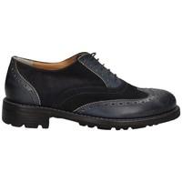 Chaussures Femme Richelieu Campanile CC42 BLEU